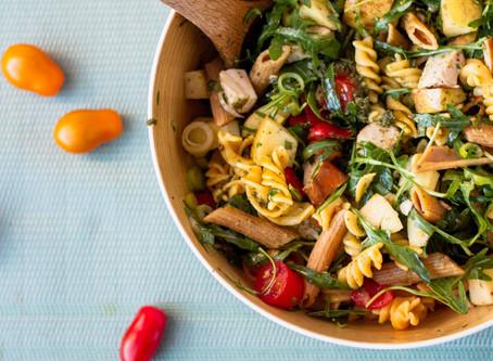 Heerlijke Zomerse Pasta Salade | Gluten & Lactosevrij