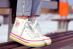Schuhe als Hingucker