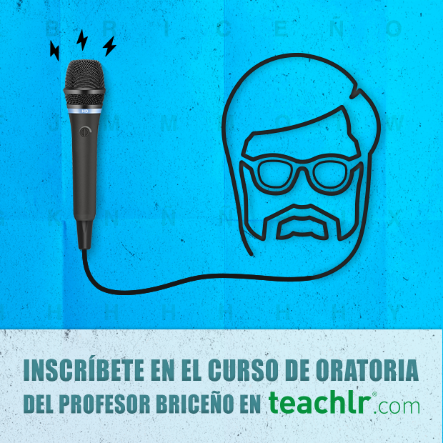 Curso de Oratoria del Profesor Briceño