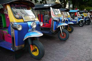 Tuk-tuk | Thaïlande