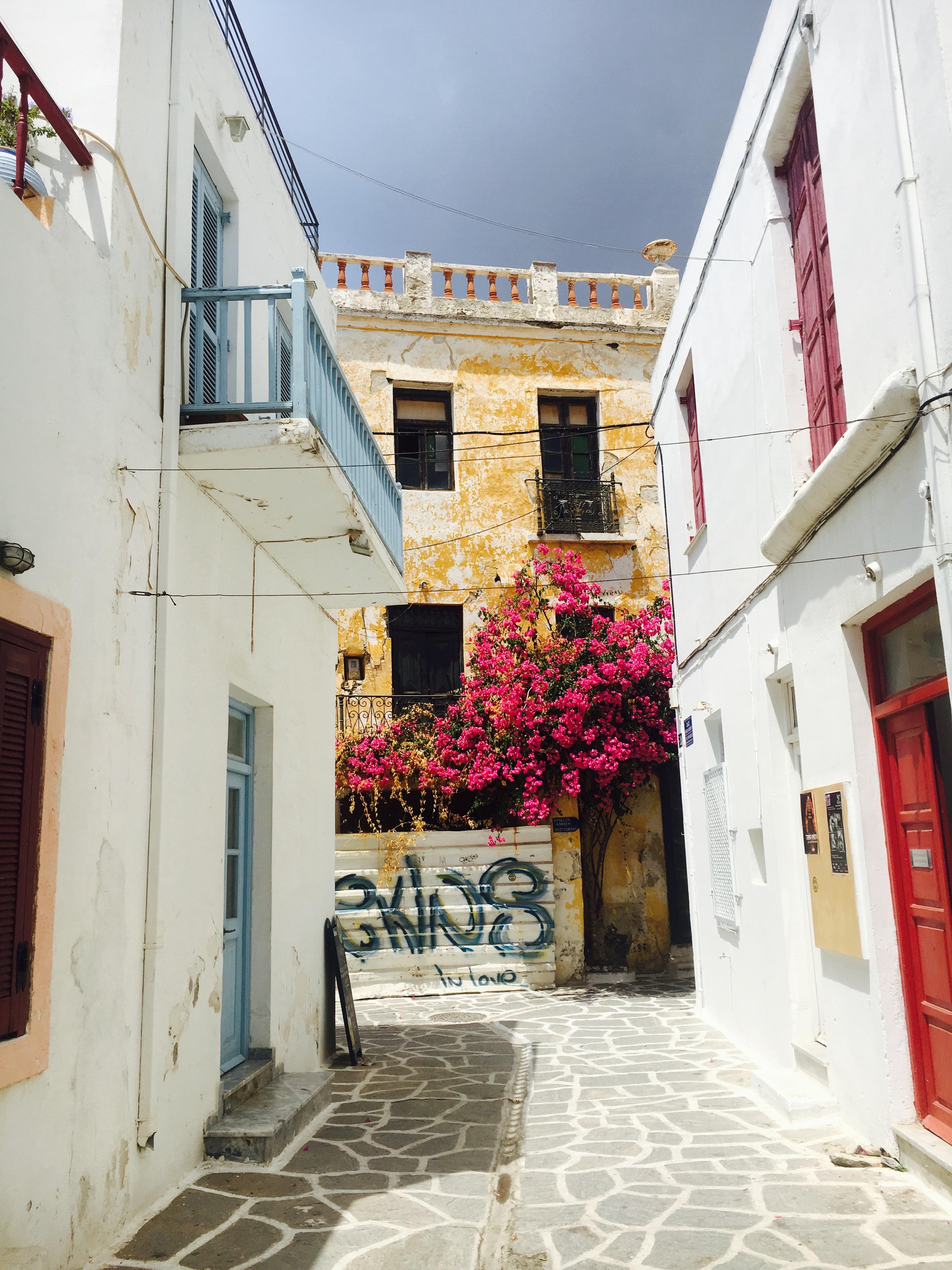 Parikia, Paros, Îles Cyclades, Grèce