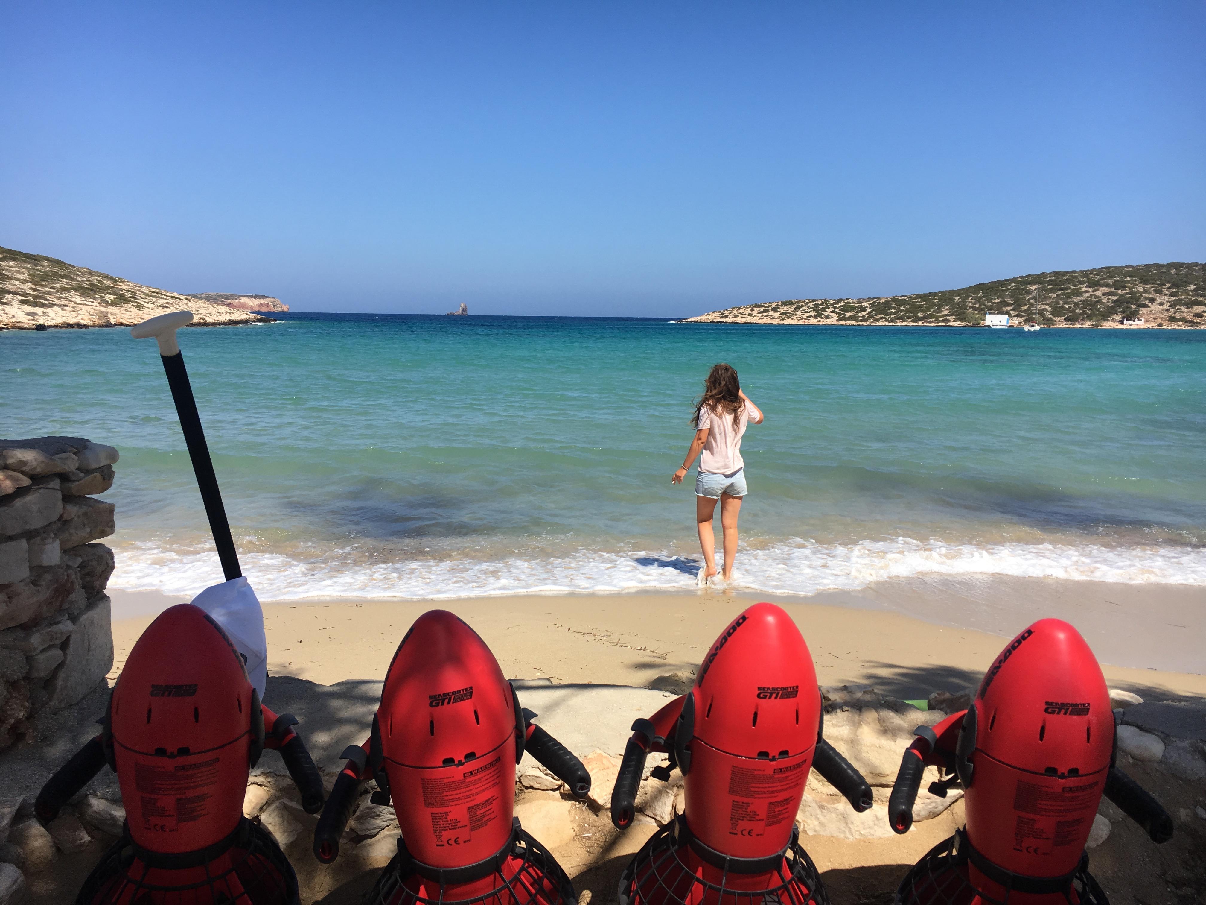Agia Irini Beach - PAROS