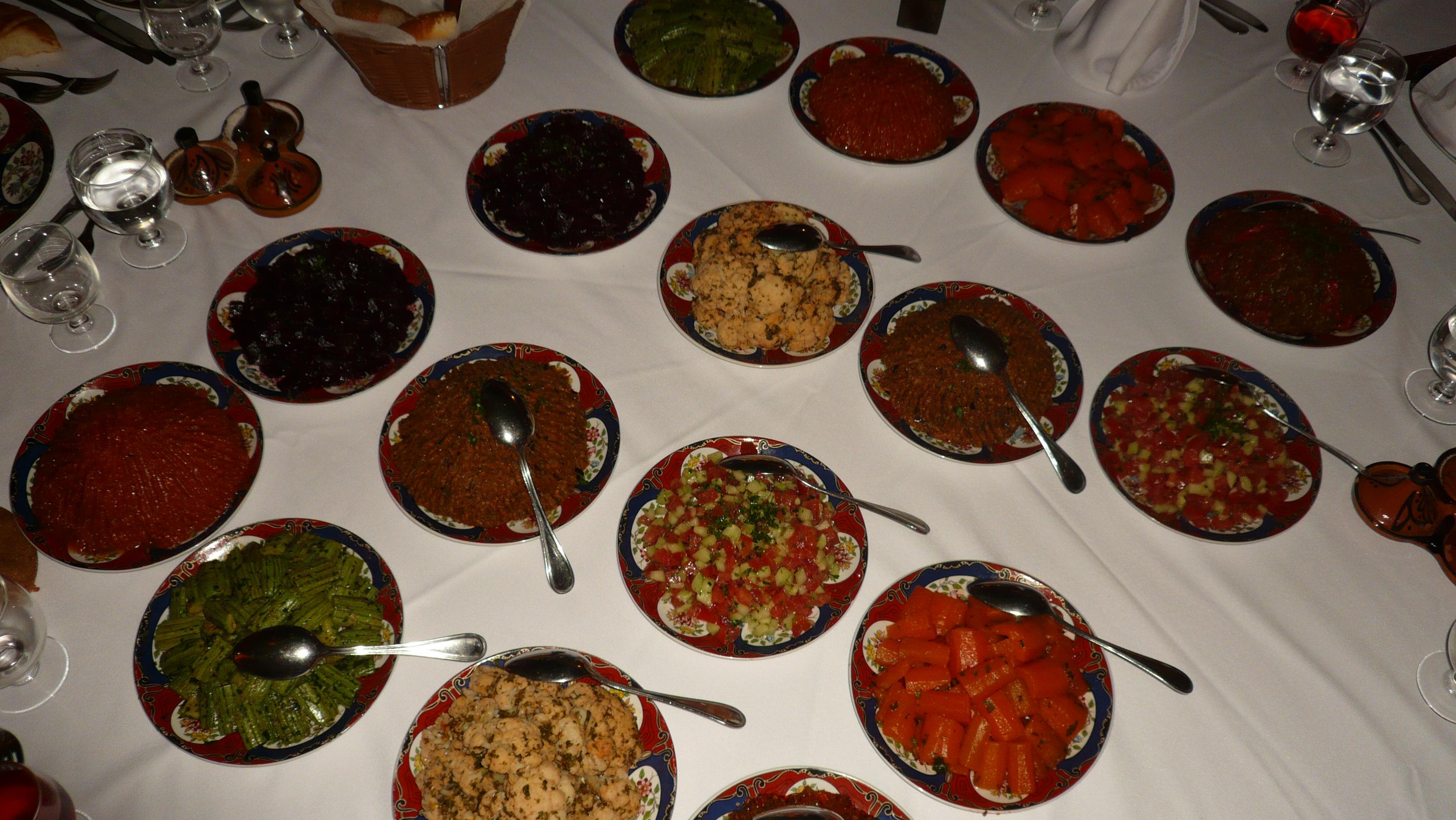salades atlantic