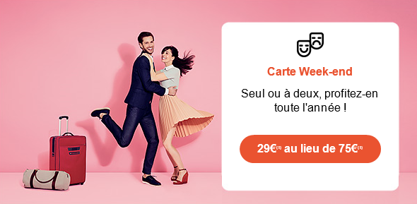 Carte Weekend Sncf.Sncf Promo Exceptionnelle