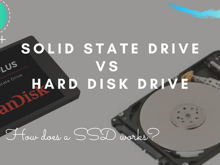 How does a Solid-State Drive work | HDD vs SSD | thebytewise