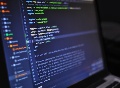 Top 5 programming language to learn in 2020 -thebytewise