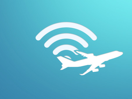 How do Airplane Wi-Fi works? | In-flight WiFi -thebytewise