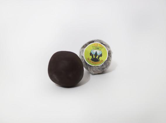 Bola de chocolate de mesa