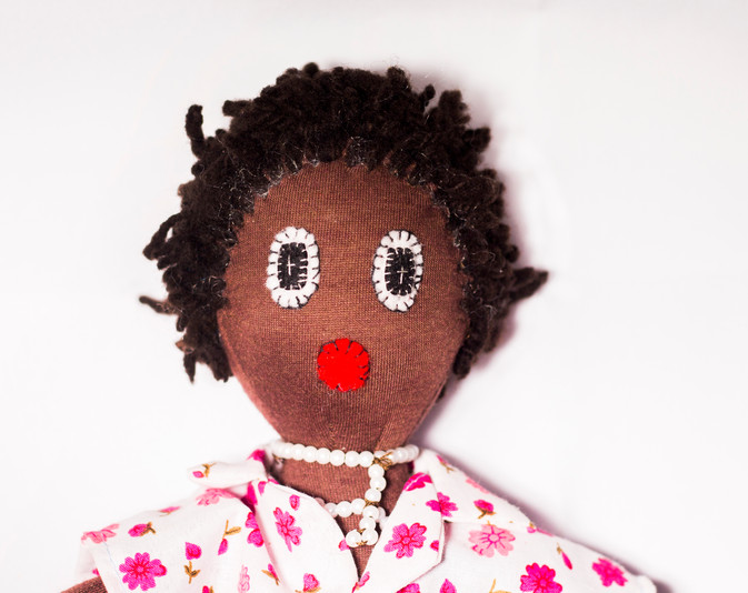 Muñeco negro
