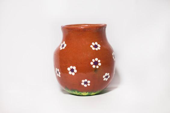 Tinaja decorada