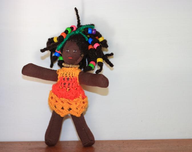 Muñeca negra