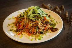 Tsuivan (Stir fry)