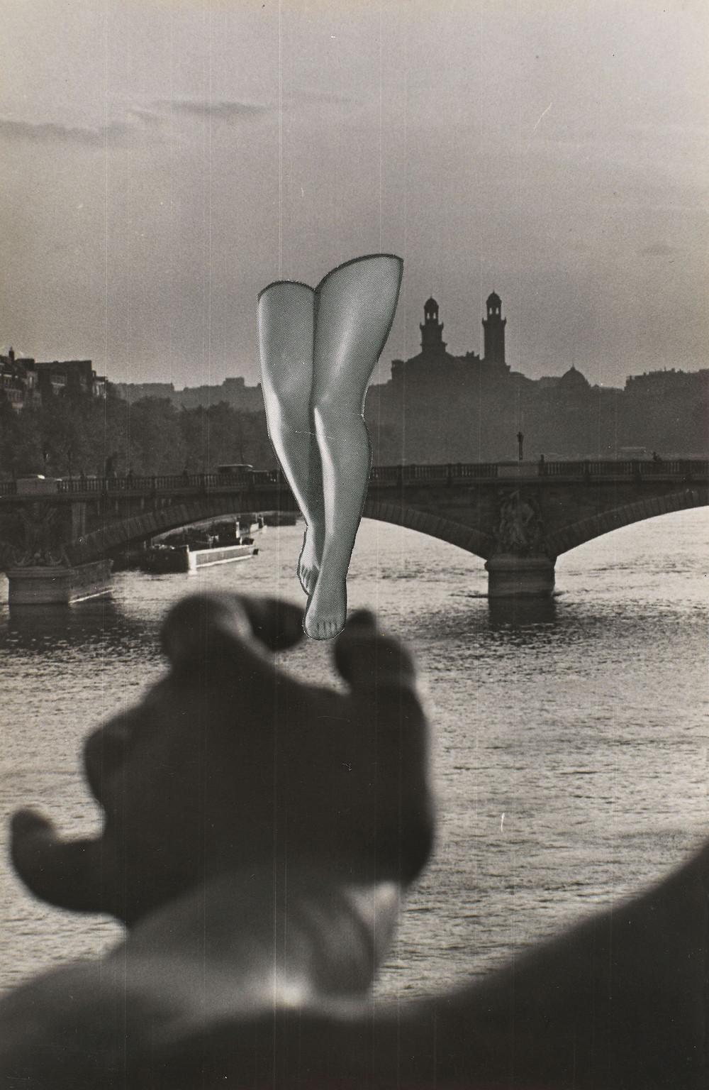 Dora Maar, Untitled (Legs), 1935