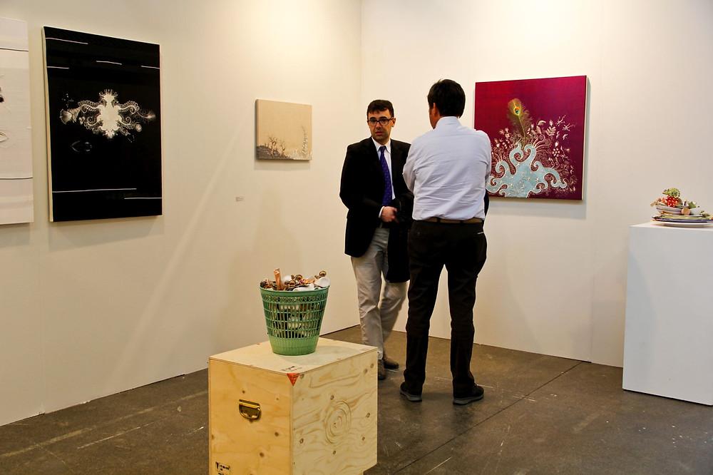 Lucca Art Fair 2019. Photo Courtesy Nicol Claroni