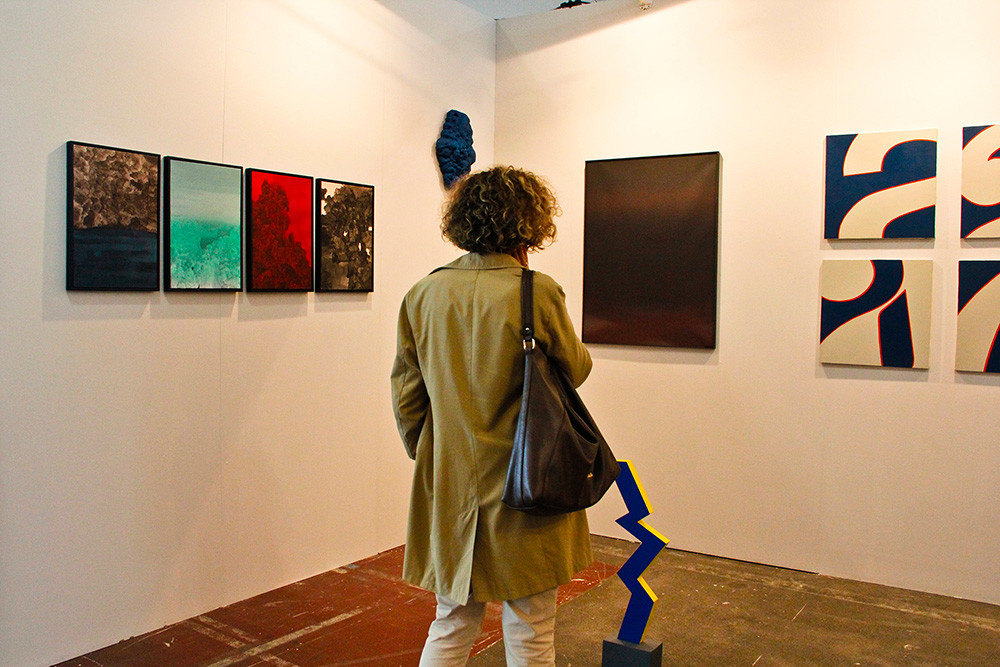 Lucca Art Fair 2019 - photo courtesy Nicol Claroni