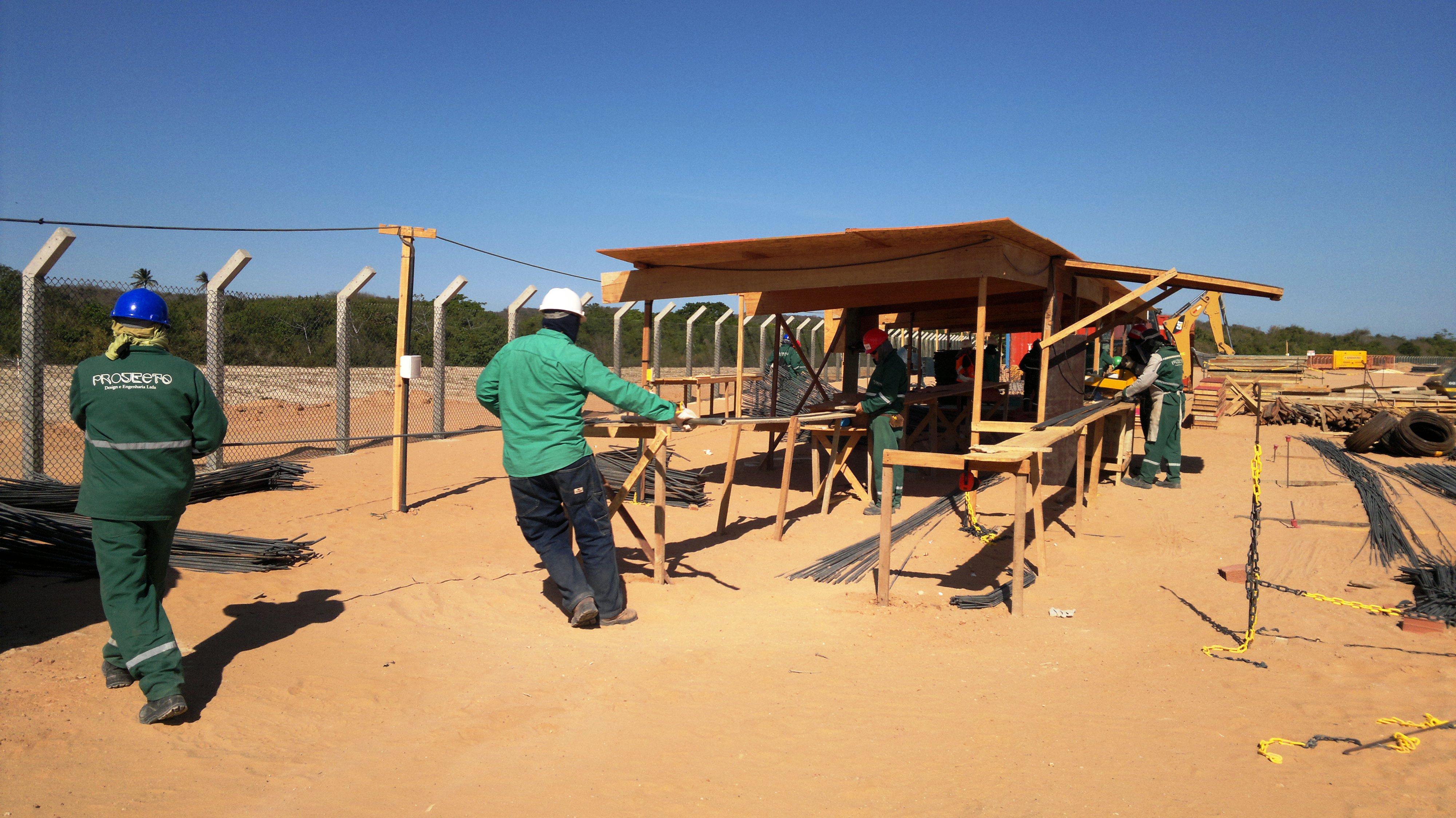 Projeto Estrutural | Ceará