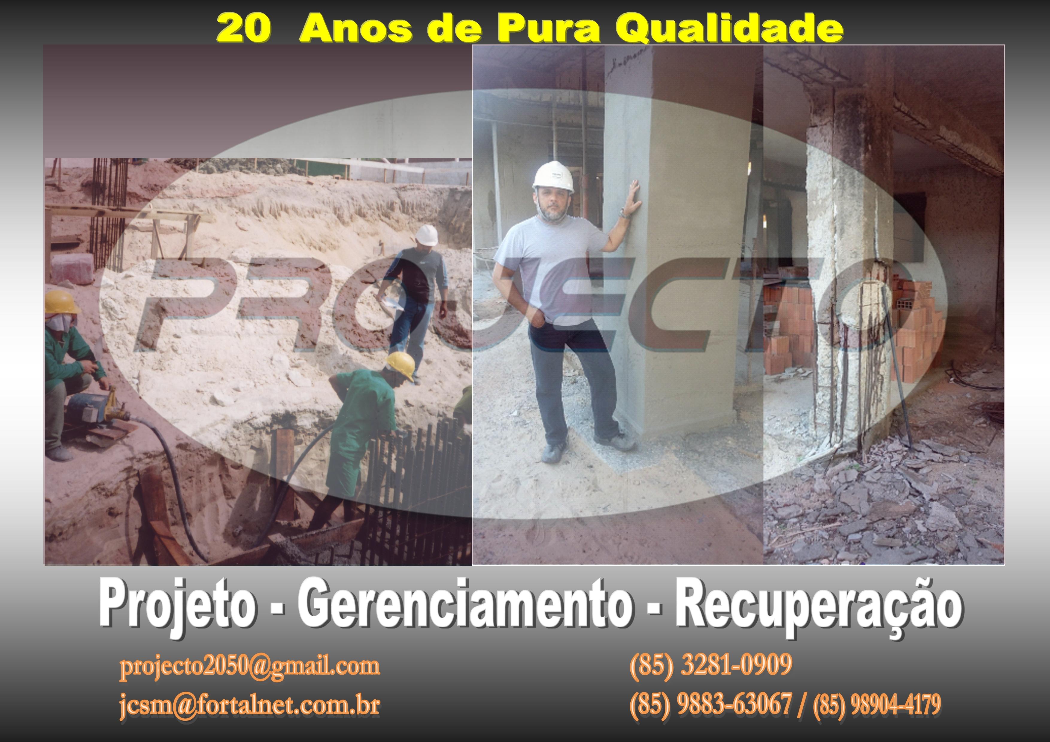 Projeto Estrutural | Ceará | BR