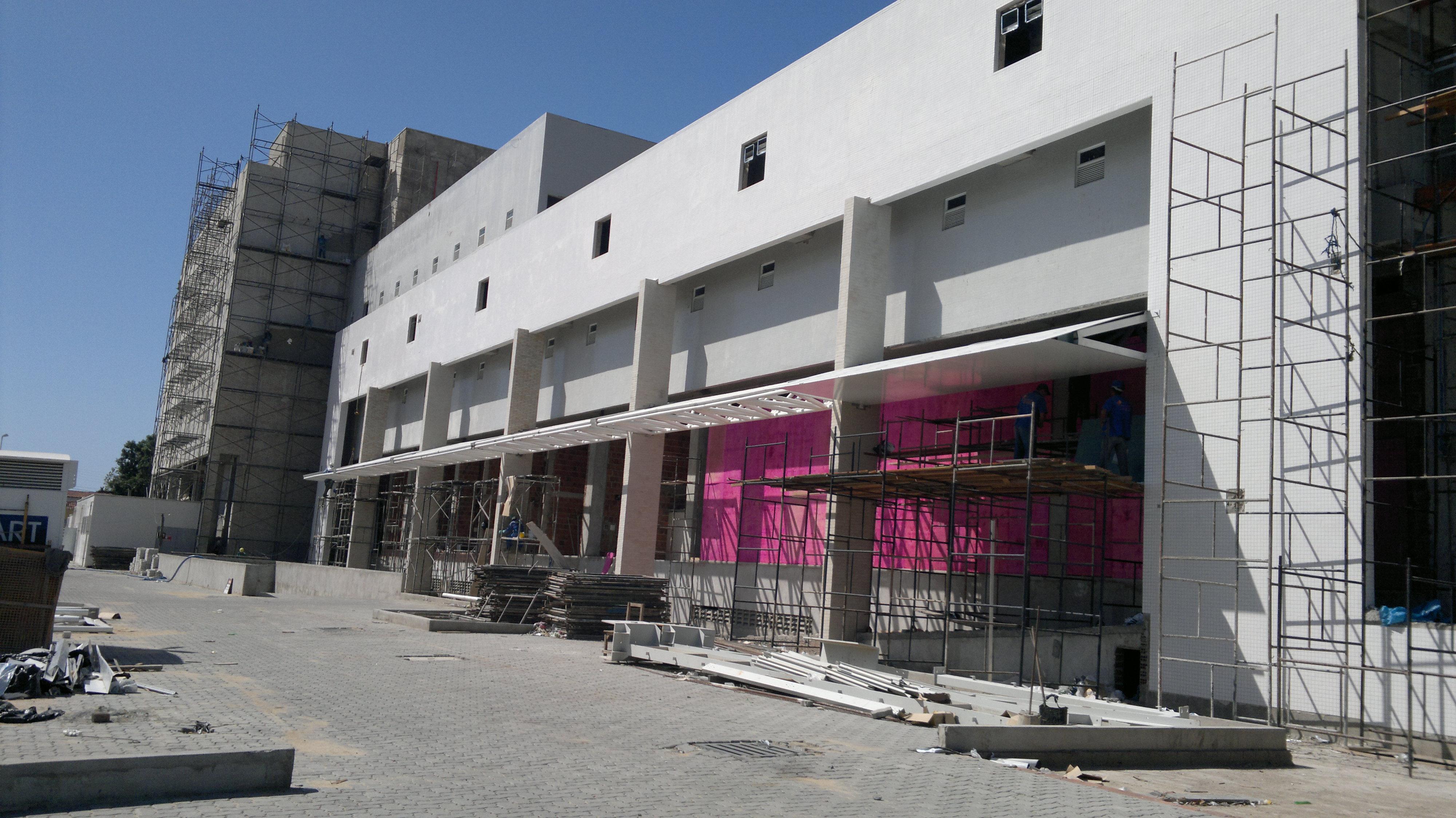 Projeto Estrutural | Lojas | Ceará