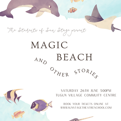 Magic Beach and other Stories