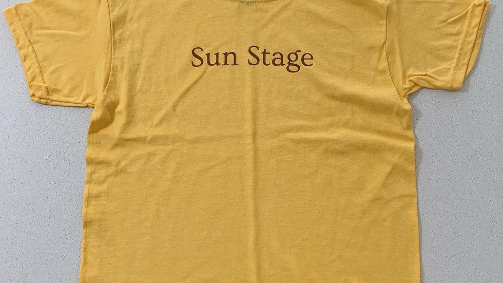 Sun Stage T-shirt