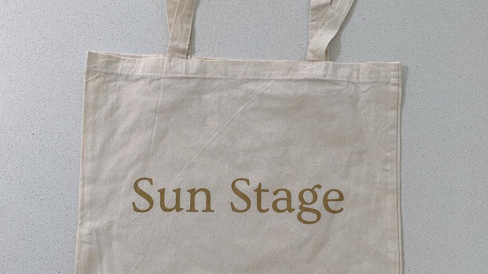 Sun Stage Tote Bag