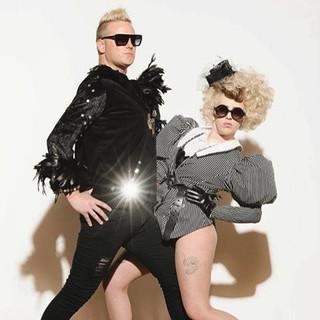Lala Barlow and pop sensation 'Brecik'