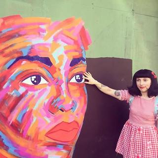 Lala Barlow in Camden, London
