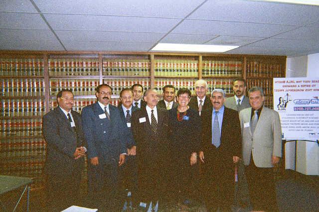 2002 Delegation