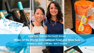 Wines of the World - International Food and Wine Gala