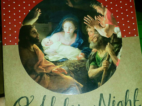 The Parable of the Back-to-Front Christmas Card
