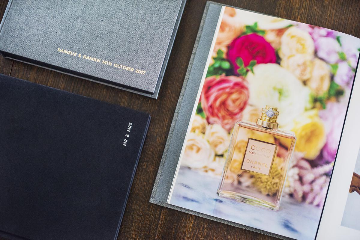 Rockhampton wedding photo album