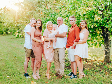 THE BALDWINS | EXTENDED FAMILY PHOTO SESSION, YEPPOON
