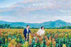 Central Queensland & destination wedding photographer