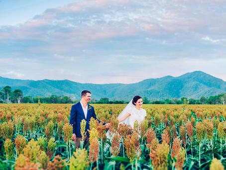 CASEY & EDWARD | THE CHURCH EVENTS VENUE, ROCKHAMPTON WEDDING