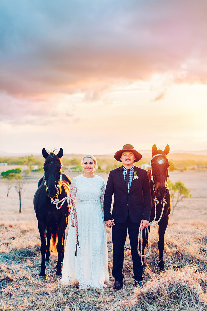 Country Wedding, Rockhampton