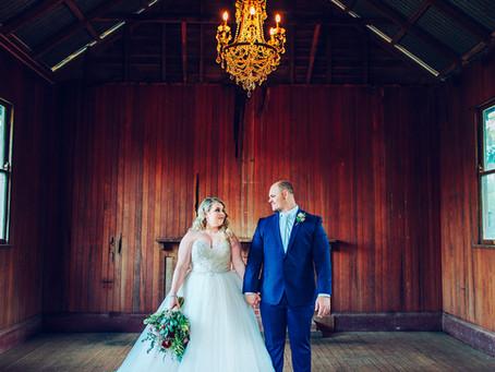 KATE & NATHAN | GABBINBAR HOMESTEAD, TOOWOOMBA WEDDING