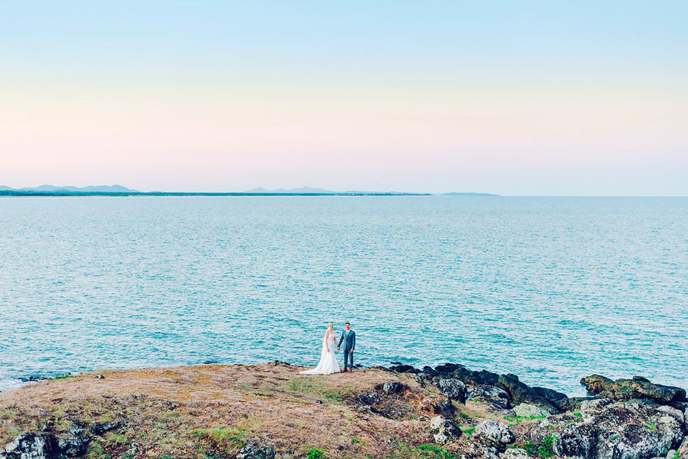 The Villa on the Beach Wedding, Yeppoon