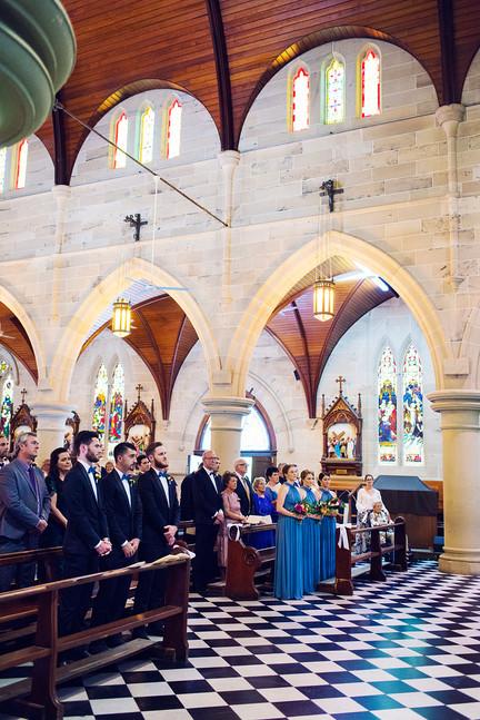 St Joseph's Cathedral, Rockhampton Wedding
