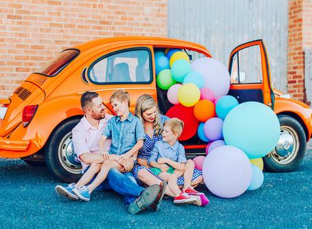 THE BROWN FAMILY | COLOURFUL URBAN FAMILY PHOTOS, ROCKHAMPTON