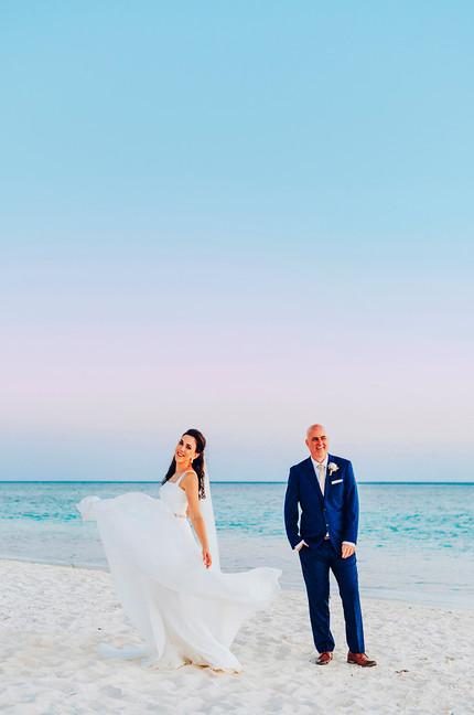 Heron Island Destination Wedding, Gladstone Southern Great Barrier Reef Island Wedding
