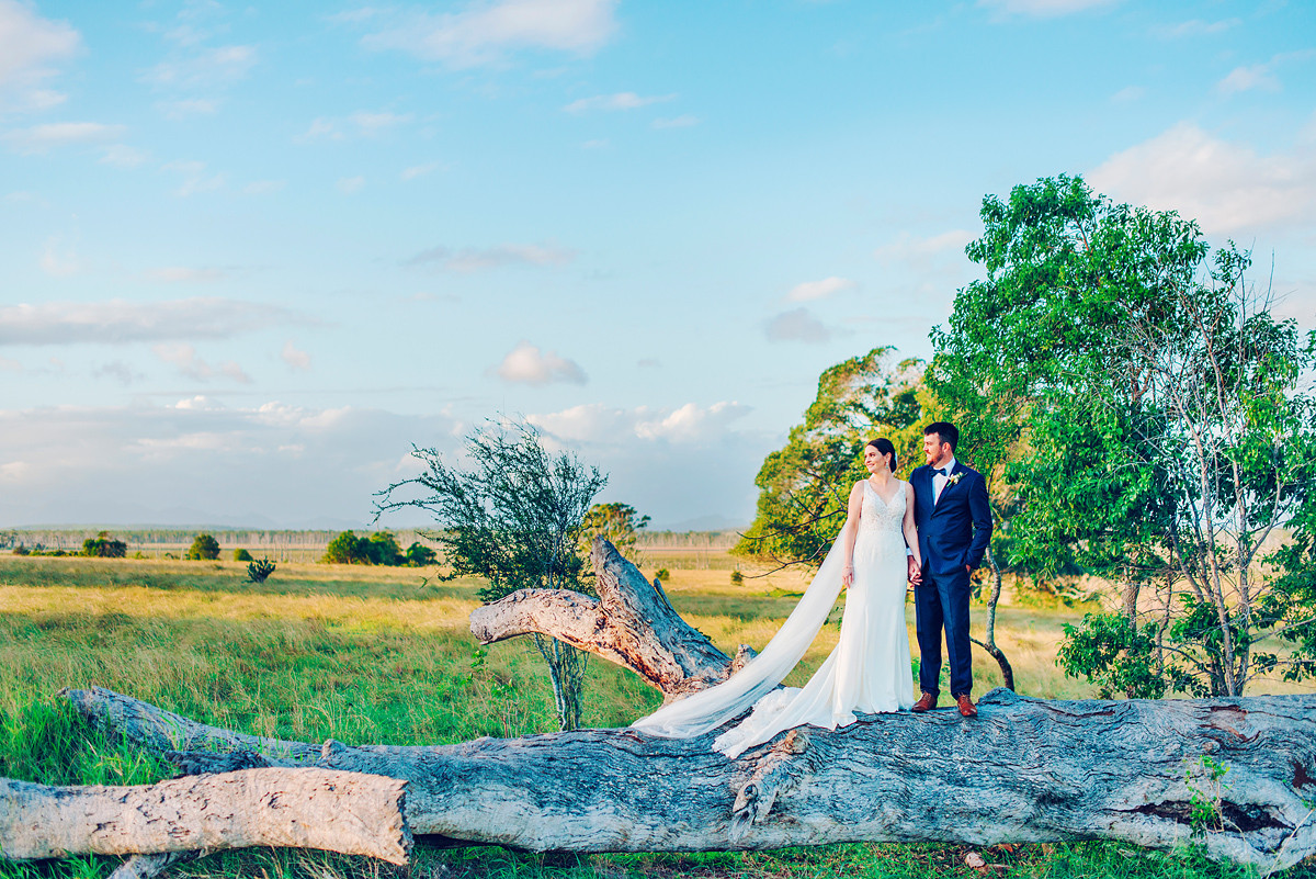 Henderson Park, Country  Wedding Rockhampton