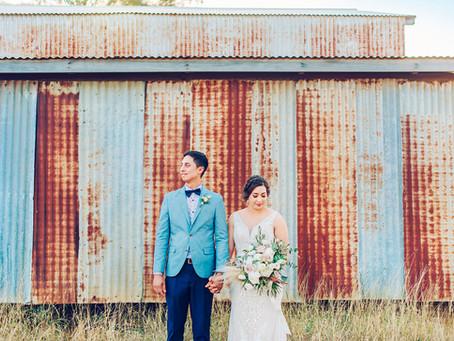 JESS & MARK | LAZY ACRES, BOHO COUNTRY ROCKHAMPTON WEDDING