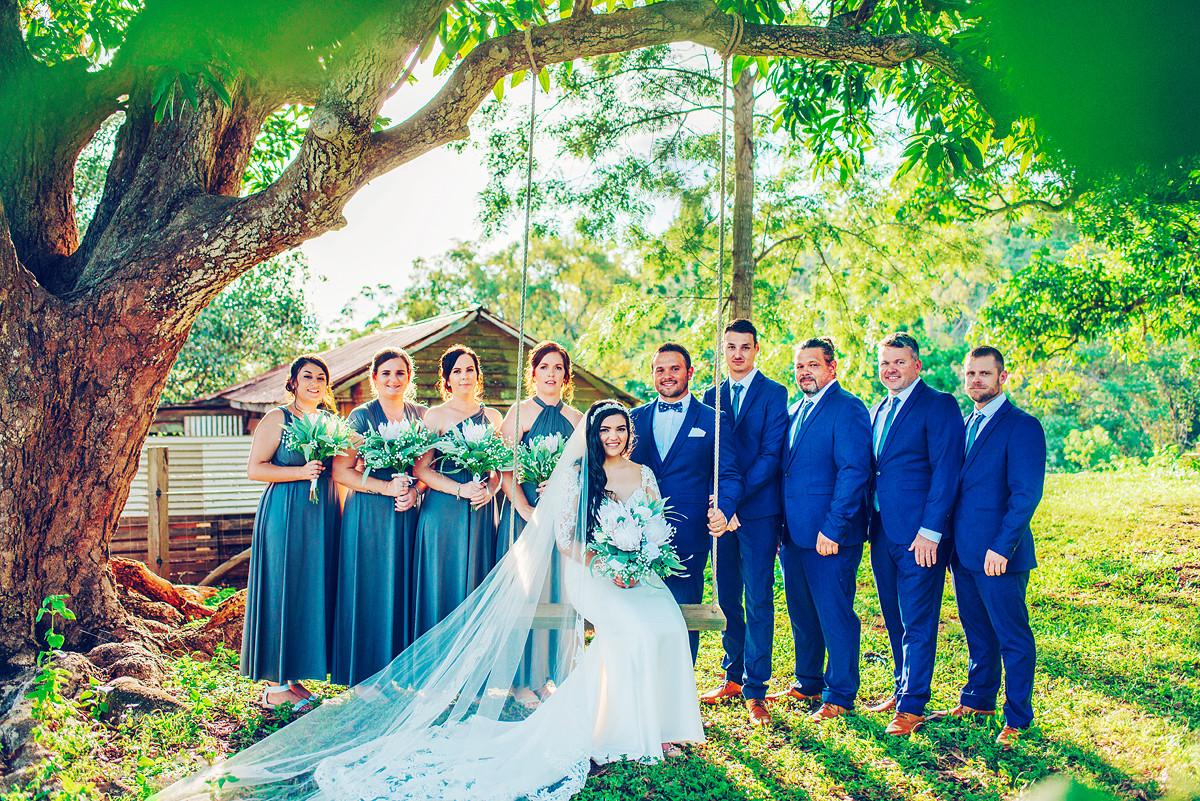 The Orchard, Yeppoon wedding
