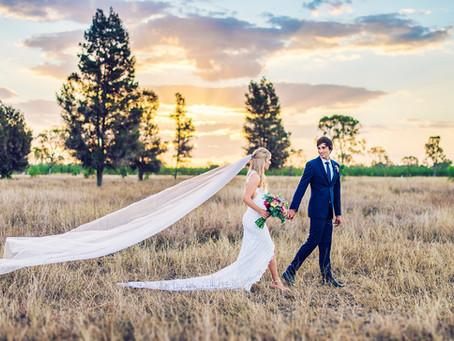 ZOEY & HAYDEN   PARADISE LAGOONS, ROCKHAMPTON WEDDING