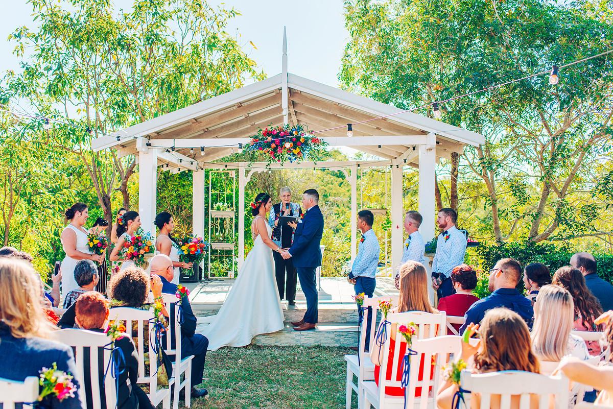 Kanangra Heights, Yeppoon Wedding