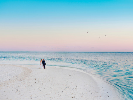 ERIN & NICK | HERON ISLAND, GREAT BARRIER REEF DESTINATION WEDDING
