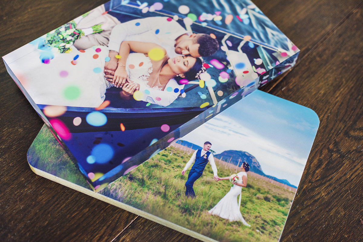 Yeppoon wedding photo products