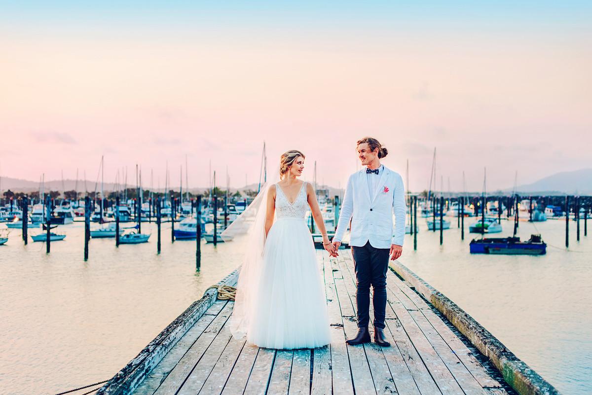 Beaches Rosslyn Bay Resort, Yeppoon Wedding