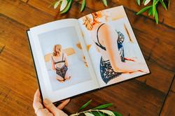Rockhampton glamour boudoir photo album