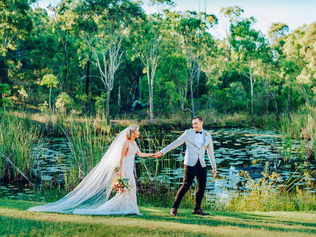 PAIGE & RUAN | A DREAMY KANANGRA HEIGHTS, YEPPOON ELOPEMENT